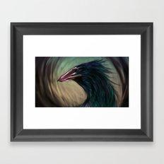 The Rellik Framed Art Print