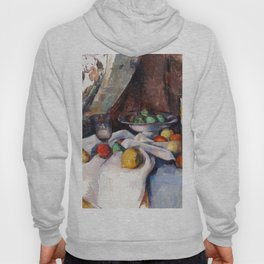 1898 - Paul Cezanne - Still Life with Apples Hoody