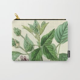 Faboideae Carry-All Pouch