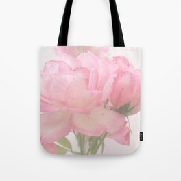 Gentleness - Soft Pink Rose #1 #decor #art #society6 Tote Bag