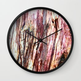 Australian Gum Wall Clock