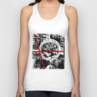 concert Tank Tops featuring Concert by emeget