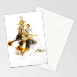 The Gunman Stationery Cards