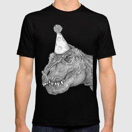Party Dinosaur T-shirt
