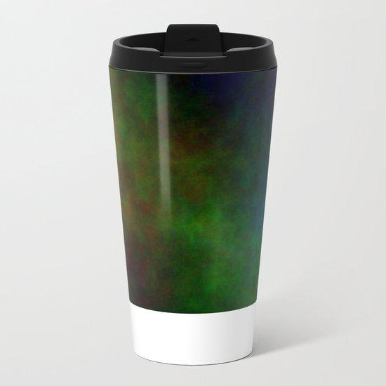 Tinted Clouds Metal Travel Mug