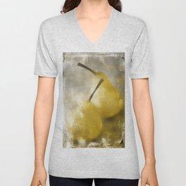 Tiled Pears Unisex V-Neck