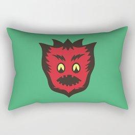 Devil Rectangular Pillow