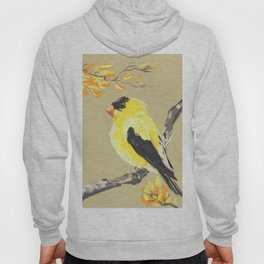 Yellow Finch Hoody