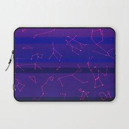 Vapourwave Stars Laptop Sleeve