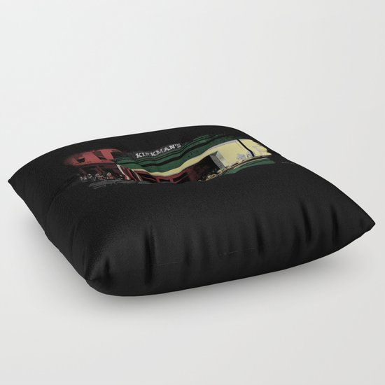 Nightwalkers Floor Pillow
