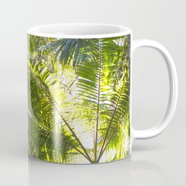 palm forest Coffee Mug