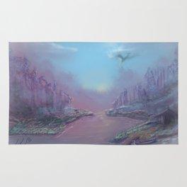 Lavender Mist Rug
