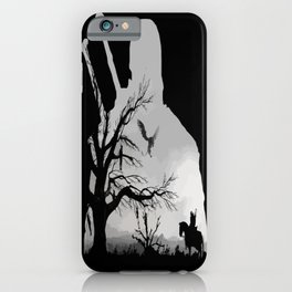 Wild Hunt iPhone Case