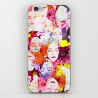 ultraviolence iPhone & iPod Skins featuring Ultraviolence by Kat Heroine