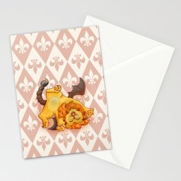Baby Manticore Stationery Cards