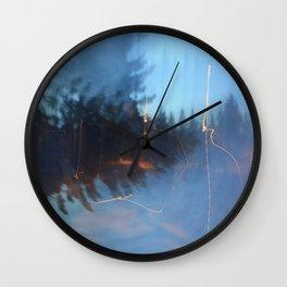 Momentum Wall Clock