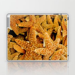 Summer Photo : Starfishes in Key West, FL Laptop & iPad Skin