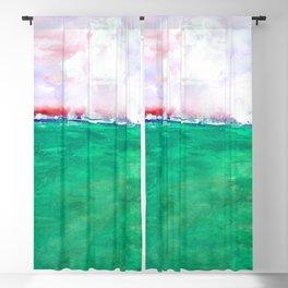 Journey No.600r by Kathy Morton Stanion Blackout Curtain