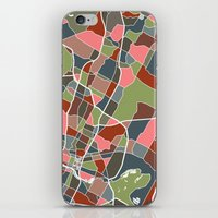 austin iPhone & iPod Skins featuring Austin Texas + by Studio Tesouro