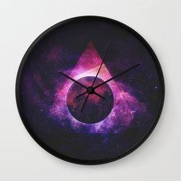 The Last Act Wall Clock