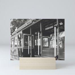 When in San Francisco Mini Art Print
