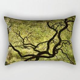 Japanese Maple Tree Rectangular Pillow
