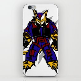 Swat Kats iPhone Skin