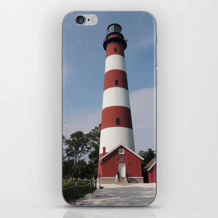 Chincoteague Lighthouse iPhone Skin