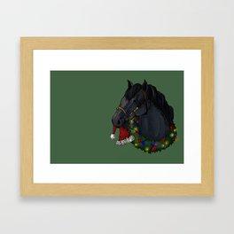 'Tis the Season Framed Art Print