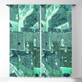 Green roofs Blackout Curtain