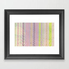 Paint Me Pretty Framed Art Print