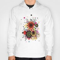 blossom Hoodies featuring Blossom by Kakel