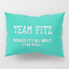 Team Fitz Pillow Sham