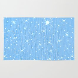 Twinkle Abstract Art Rug