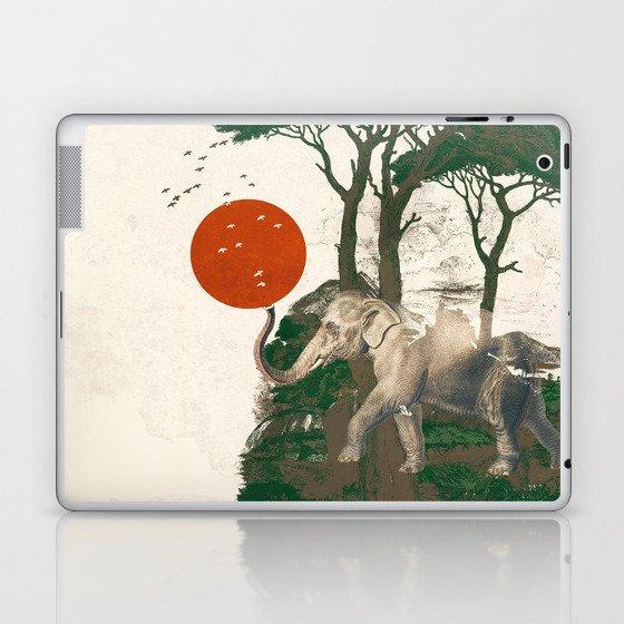 Savanna Sunrise Laptop & iPad Skin