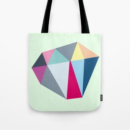 Diamond Shapes Tote Bag