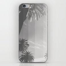 Black and White Palm iPhone & iPod Skin