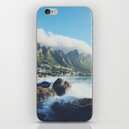 Hello Cape Town iPhone Skin