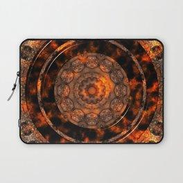 Aztec Mandala Pattern Laptop Sleeve