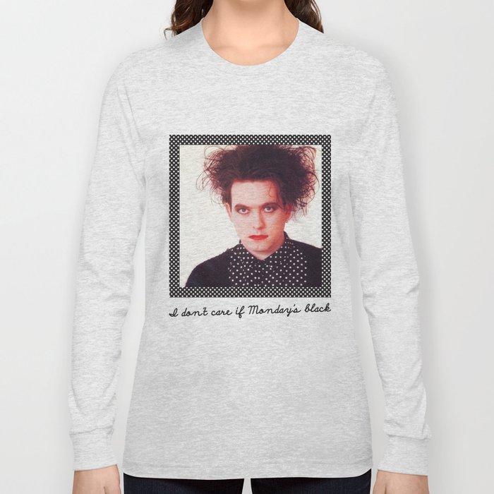 Robert Smith Long Sleeve T-shirt
