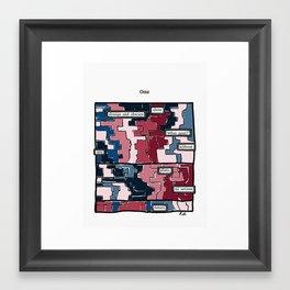 What Next Framed Art Print