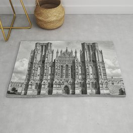 Wells Cathedral, UK Rug