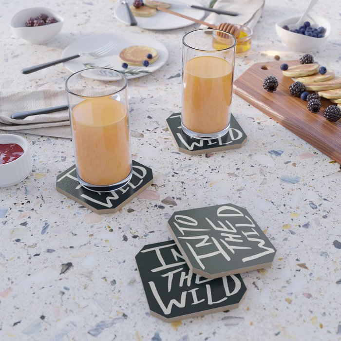 Into the Wild x BW Coaster