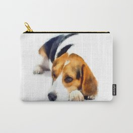 Beagle Bailey Carry-All Pouch