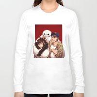big hero 6 Long Sleeve T-shirts featuring Big Hero 6  by Arashi.C