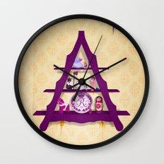 Ama'r Hylde Wall Clock