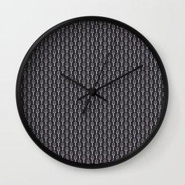 Entangled Yarn Wall Clock