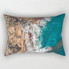 Coastline Rectangular Pillow