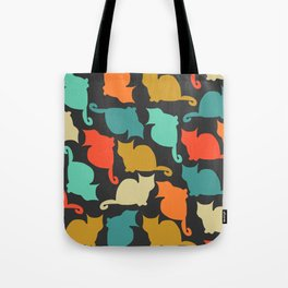 Cats and kittens Tote Bag