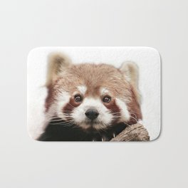 RED PANDA Bath Mat